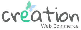 Création Web Commerce Logo